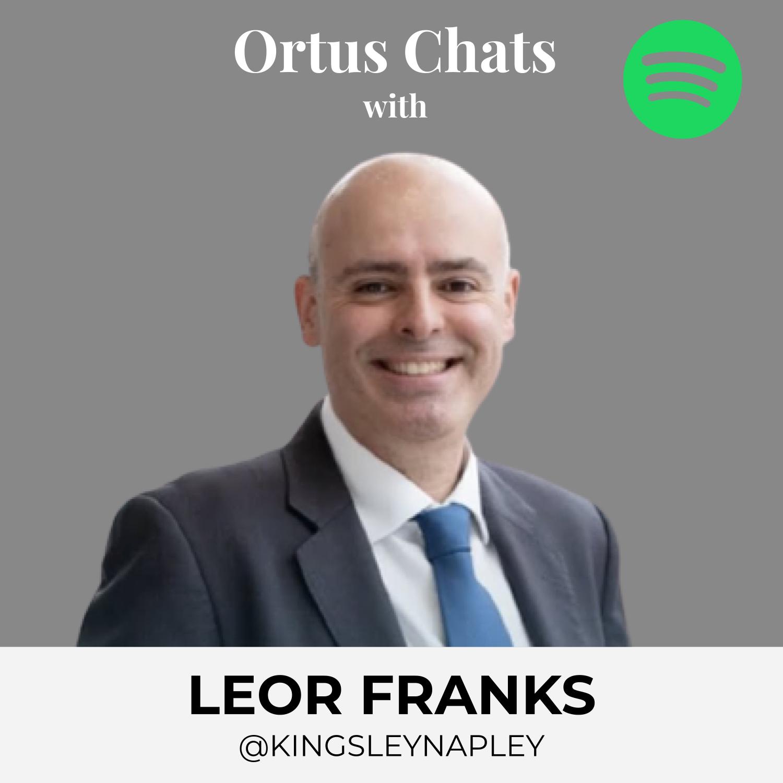 Leor Franks spotify