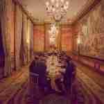 Roundtable dinner