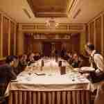 Roundtable long table