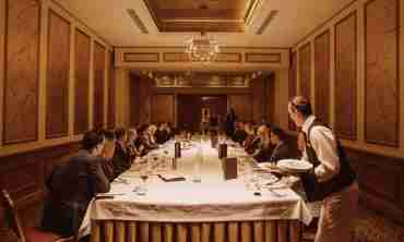 The Ortus Club's Marketing Leaders, Dinner Roundtable, San Francisco