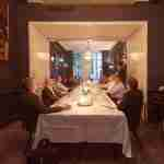 Roundtable private dining room
