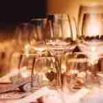 Roundtable wine glasses