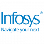 infosys logo with tagline