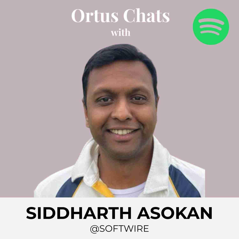 Siddharth Asokan spotify