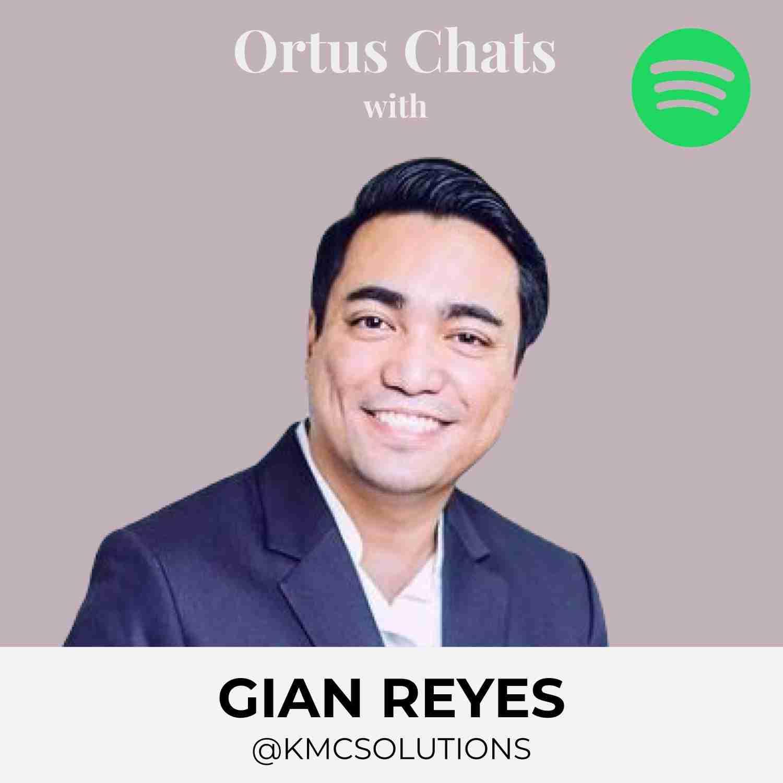 Gian Reyes spotify