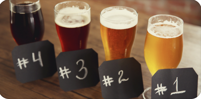 beer tasting session 3